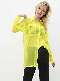 Noisy May žlté košeľa Neno