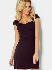 Numoco čierne šaty