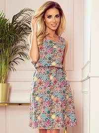 Numoco farebné letné šaty