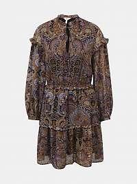.OBJECT šaty Marcin so vzormi