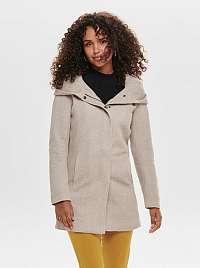 Only béžové kabát