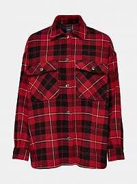 Only červené košeľa