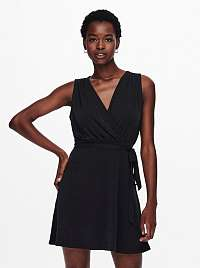 Only čierne šaty Willow