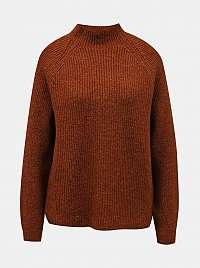 Only hnedé dámsky sveter