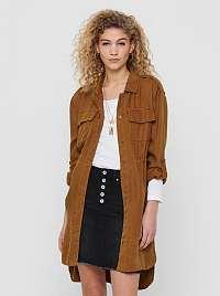 Only hnedé kabát Kenya