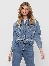 Only modré džínsová bunda Malibu