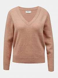 Only púdrové dámsky sveter