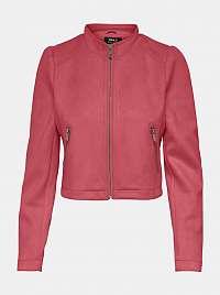 Only ružové bunda