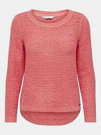 Only ružové dámsky sveter