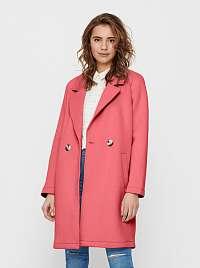Only ružové kabát