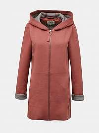 Only ružové kabát Lena