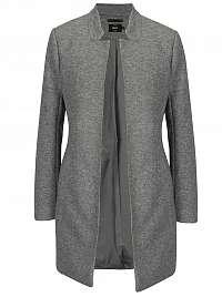 Only sivé kabát Soho