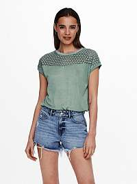 Only zelené tričko New Ria