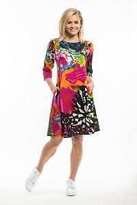 Orientique farebné šaty David
