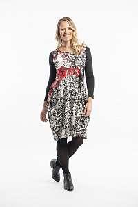 Orientique farebné šaty Pisa