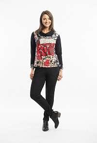 Orientique farebné tričko Pisa