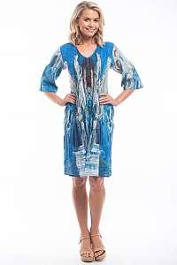 Orientique letné šaty Morocco so vzormi