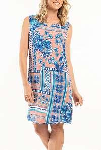 Orientique obojstranné šaty Navajio