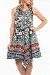 Orientique obojstranné šaty Petani
