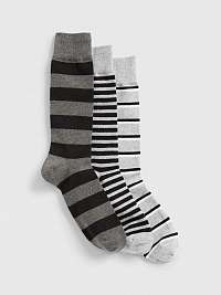 Ponožky GAP 3-Pack Farebná