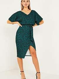 Quiz zelené šaty