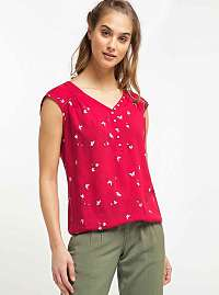 Ragwear červené tričko Salty