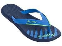 Rider modré pánske žabky R1 Ultra Ad Blue/Green -