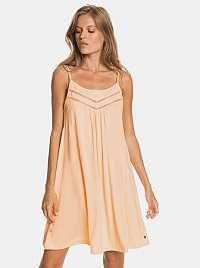 Roxy oranžové šaty