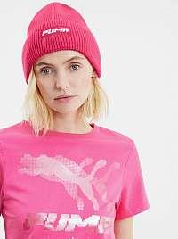 Ružová dámska čiapka Puma