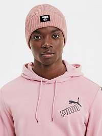 Ružová pánska čiapka Puma