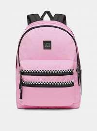 Ružový dámsky batoh VANS l