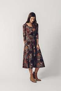 SKFK farebné šaty Espe