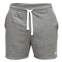 Slippsy tmavo sivé pánske teplákové kraťasy Dark Gray Shorts Boy