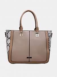 Svetlo hnedá kabelka Bessie London