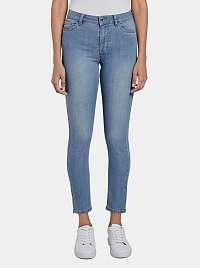 Tom Tailor modré džínsy Skinny Fit