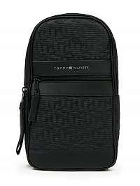 Tommy Hilfiger čierna pánska crossbody taška