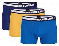 Tommy Hilfiger farebné 3 pack boxeriek 3P LR TRUNK