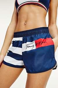 Tommy Hilfiger farebné domáce kraťasy Woven Shorts