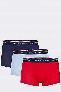 Tommy Hilfiger farebné pánske 3 pack boxeriek 3P LR TRUNK - XXL