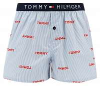 Tommy Hilfiger farebné pánske boxerky Woven Boxer Tommy Ithaca - xl