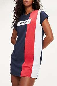 Tommy Hilfiger farebné šaty T-shirt Dress