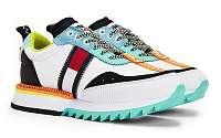 Tommy Hilfiger farebné tenisky Fashion Tommy Jeans Runner