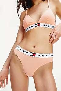 Tommy Hilfiger marhuľové nohavičky Bikini