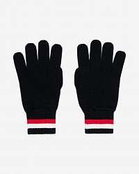 Tommy Hilfiger modré pánske rukavice