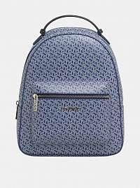 Tommy Hilfiger modrý ruksak s nápismi