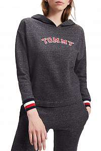 Tommy Hilfiger sivá mikina Batwing Hoody LS