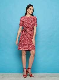 Tranquillo červené šaty
