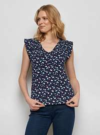 Tranquillo tmavomodré tričko so vzormi