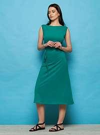 Tranquillo tyrkysové šaty Silla
