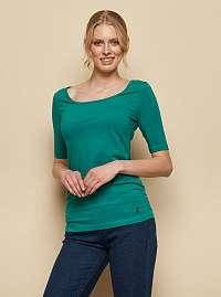 Tranquillo zelené tričko Pili
